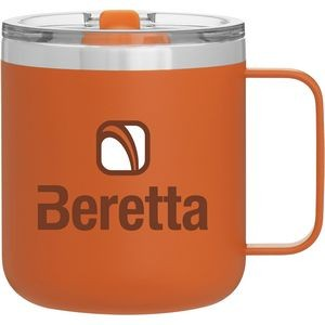 12 Oz. Camper Mug (Matte Orange)